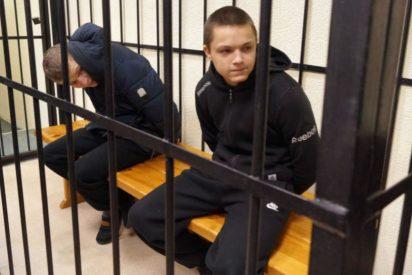 """Hanna Kostseva: """"Mis hermanos están en el último corredor de la muerte que queda en Europa"""""""