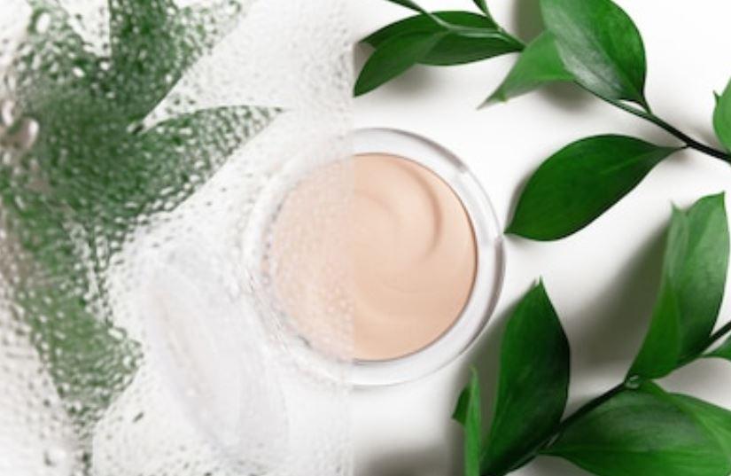 maquillaje sin dióxido de titanio