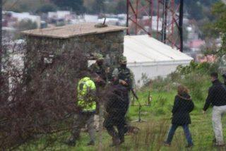 Uruguay: un colombiano y exsoldado, presunto asesino de los tres infantes de la Marina