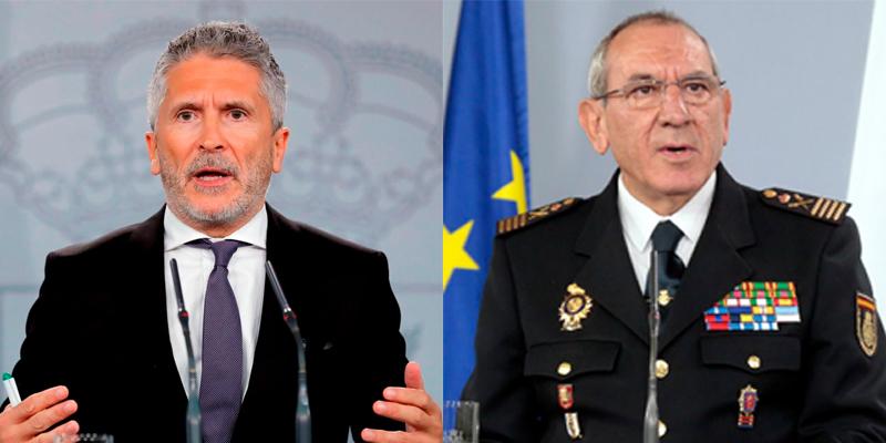 Marlaska y el DAO 'atan de manos' a la Policía Judicial: la orden que limita la investigación de los agentes