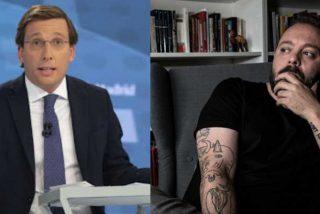 """El zasca y el re-zasca de Martínez-Almeida (PP) a Antonio Maestre que insulta a quienes prueban que miente: """"Facha"""""""