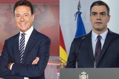 Matías Prats airea un vergonzoso dato oculto de Pedro Sánchez en la cuarentena y Moncloa quiere su despido