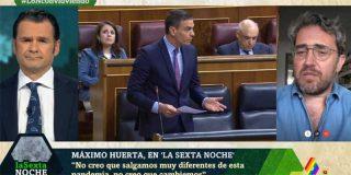 """Máximo Huerta: """"No salimos del coronavirus más fuertes como dice el Gobierno; salimos más hartos"""""""