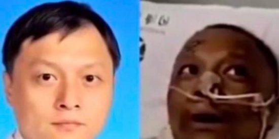 Muere uno de los médicos chinos que se volvió negro por un tratamiento contra el coronavirus