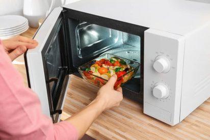Microondas: ¿Es seguro cocinar en él?