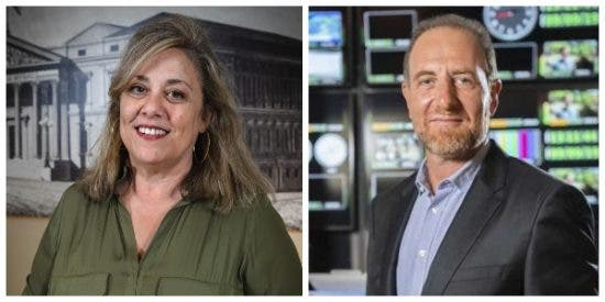 """Entrevista a la diputada Macarena Montesinos (PP): """"Enric Hernández es el que ahora manda en RTVE para ponerla al servicio del Gobierno"""""""