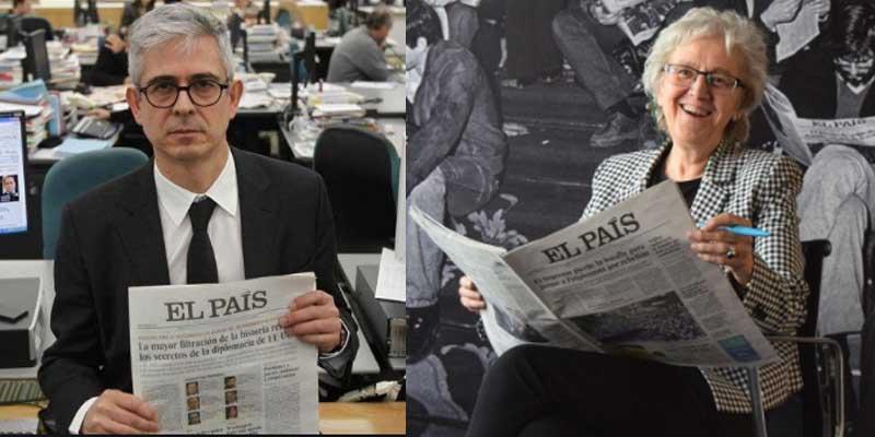 Nervios en 'El País': presión a la plantilla para que voten a Moreno con la amenaza de otro director impuesto desde fuera