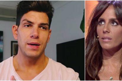 """Diego Matamoros carga sin clemencia contra Anabel Pantoja: """"Se hace la tonta y la víctima, pero es mejor tenerla muy lejos"""""""