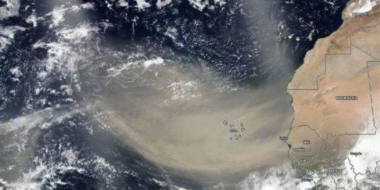 La peor 'nube de polvo Gorila' de los últimos 50 años 'engulle' al Caribe