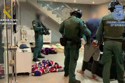 Detenido'Pantoja', el mayor narcotraficante del Campo de Gibraltar