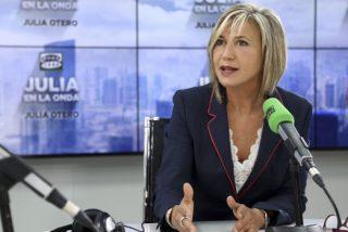Julia Otero se une a Adriana Lastra en una campaña de odio a Vox y causa un cisma en Onda Cero