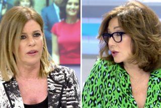 Palo de Ana Rosa a Palomera por ser muy pelma defendiendo 'el 8-M del coronavirus':