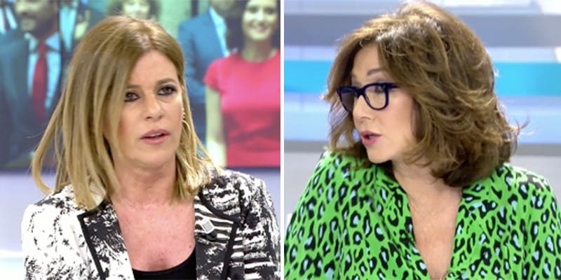 """Palo de Ana Rosa a Palomera por ser muy pelma defendiendo 'el 8-M del coronavirus': """"Algunos no fuimos porque ya lo sabíamos"""""""