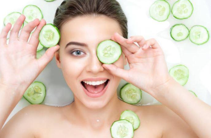remedios para el picor de ojos pepino