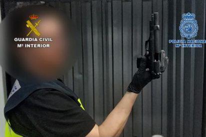 Madrid: Detenido un falso 'escuadrón de policías' que robaba a otras bandas criminales