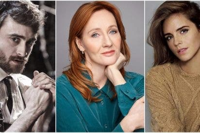 La burla de J.K. Rowling a la comunidad transexual le cuesta caro: los actores de Harry Potter la rechazan