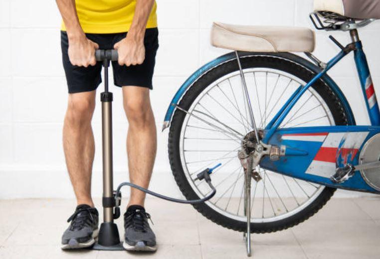 Presión de llanta bicicletas