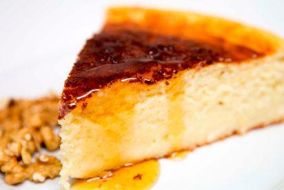 Quesada gallega: ¡La tarta de queso que a todos les encanta!