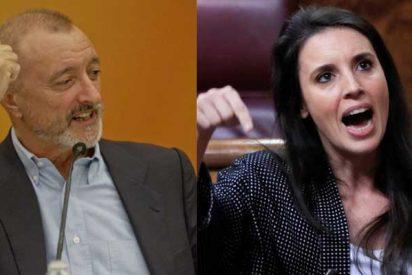 """Salvaje recado de Pérez-Reverte a Irene Montero y los censores del Ministerio de Igualdad: """"Quiero poder escribir lo que me salga de los cojones"""""""