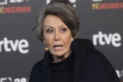 Una expresentadora de TVE acusa a Rosa María Mateo de tapar la corrupción socialista cuando ella se negó
