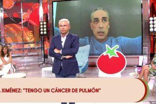 Jorge Javier Vázquez, referente de la izquierda, vende el cáncer de Mila Ximénez como 'cebo' contra Antena 3