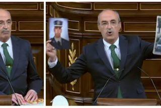 """El minutazo de Salvá (VOX) que hace empalidecer a Sánchez: """"ETA me robó a mi hijo, lo quemaron vivo"""""""