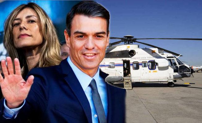 El plan para 'desvelar' que Begoña Gómez sí vive lujosamente en Doñana y que Sánchez la visita en helicóptero