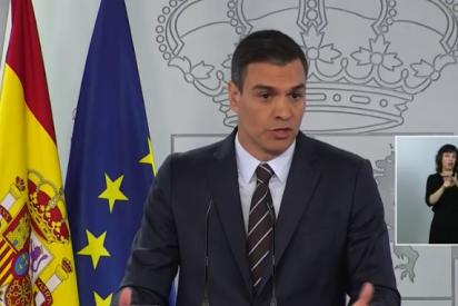 Sánchez convierte RTVE en 'Tele Propaganda' con su 'Aló presidente'