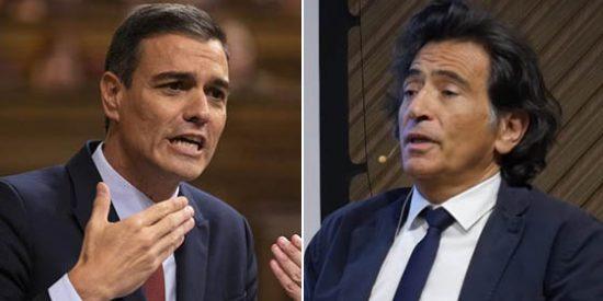 """La advertencia de Espada a Sánchez por jugar con las cifras del Covid-19: """"Los muertos ya no votarán, pero los vivos sí"""""""