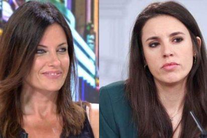"Cristina Seguí 'atiza' a Irene Montero: ""La tía 'empoderada', casada con un tío que guarda material porno de sus ex"""