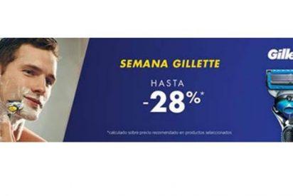 Semana de Gillette en Amazon