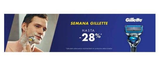 Semana de Gillette en Amazon