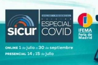 IFEMA arranca su actividad en julio 2020 con SICUR Especial Covid