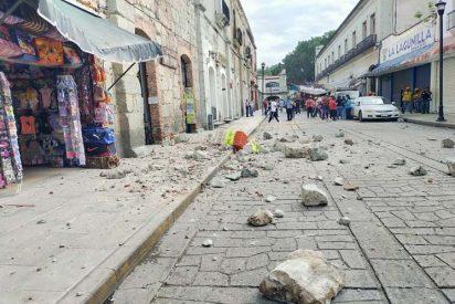 México: Por qué el sismo de 7.5 grados fue más poderoso, pero menos destructivo que el registrado en 2017