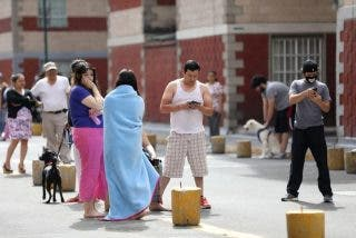 México: un sismo de 7.5 grados sacude al país azteca, en alerta por un posible tsunami