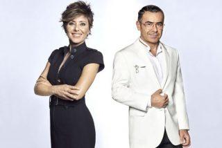 Un grave escándalo de prostitución en Telecinco le estalla a Jorge Javier Vázquez y salpica a Sonsoles Ónega