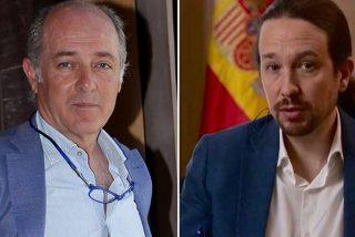 """El mensaje de José Manuel Soto que revienta a Pablo Iglesias: """"Ni Franco tuvo semejante escolta"""""""