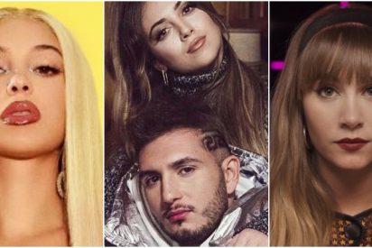 Más que Aitana o Rosalía: una estrella de Telecinco es lo más escuchado en streaming en España