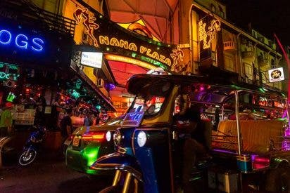Tailandia: Una noche en Bangkok
