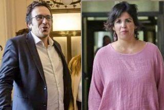 """Épico troleo de Soto a los 'rellenitos' Teresa y 'Kichi': """"Quieren comerse las estatuas de Colón... ¡en adobo!"""""""