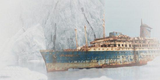 Este es el iceberg que hundió al Titanic