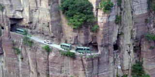 Las diez carreteras más peligrosas del mundo