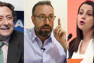 Girauta salta a defender a Ussía de los ataques de Ciudadanos: