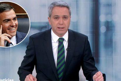 Vicente Vallés denuncia en Antena 3 la última y más indignante mentira de Pedro Sánchez
