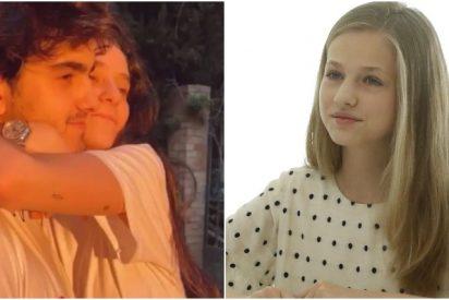 Victoria Federica y Leonor, la antítesis de Casa Real: las primas toman caminos opuestos