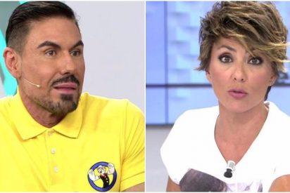 """Miguel Ángel Nicolás abre los ojos a Sonsoles Ónega en directo: """"Siento darte la noticia, pero esto es televisión"""""""