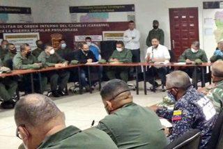 El hijo de Nicolás Maduro se exhibe rodeado de generales y aumenta el malestar del Ejército