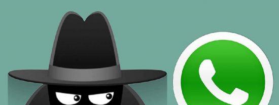 ¿Quieres saber quién te espía en WhatsApp?