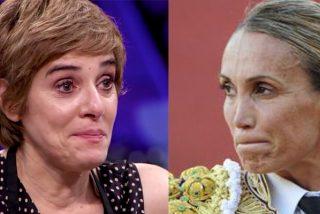 """Cristina Sánchez entra al ruedo y cornea a Anabel Alonso por las """"mentiras e injurias vomitadas"""" contra Cayetano Rivera"""