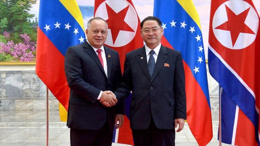 La ONU amenaza al régimen chavista por sus peligrosos acuerdos militares con Corea del Norte